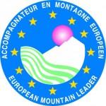 logo accompagnateur en moyenne montagne